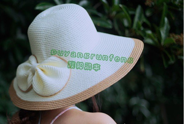 OEM Customized Wholesale Ladies Wide Brim Hat