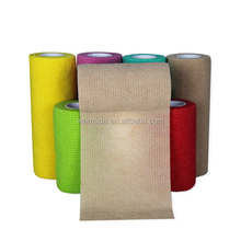 Hot selling medical color rubber bandage