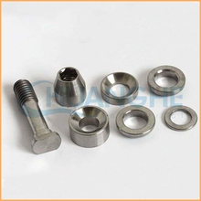 Alibaba China Fasteners gr 5 titanium chainring bolts and nuts