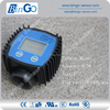High quality different medium positive displacement flow meter sensor Controller