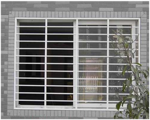 Industrial Use Factory Supply Steel Window Iron Security Window Galvanized Steel Windows