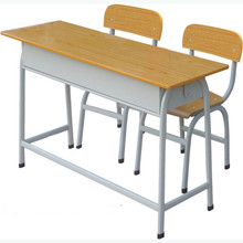 Luoyang haolong high quality student desk and chair with school furniture