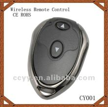 Garege Door Light Sunblind Roller Shutter Remote Control / Rf Remote Control And Receiver Switch /2 Ch /dc Power CY001