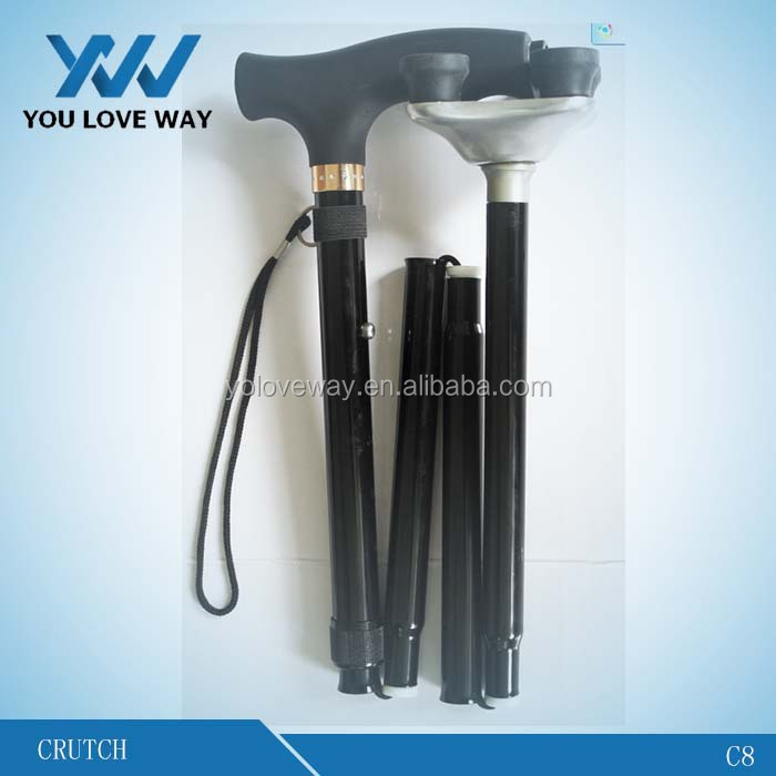 new products aluminum alloy crutches sale