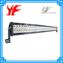 IP68 waterproof Yufeng 252 Watts led spot light bar for special applications: off road, trucks, SUV, UTV