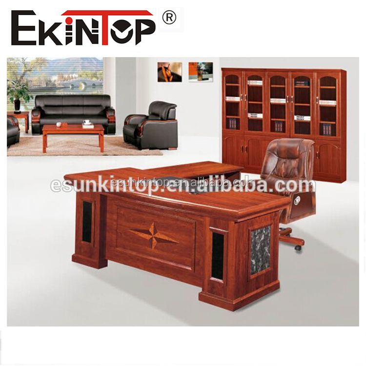T shape office furniture modern executive desk office ceo table design 2006