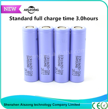Wholesale samsung ICR18650-32A 3200mah 10A battery 18650 original rechargeable custom