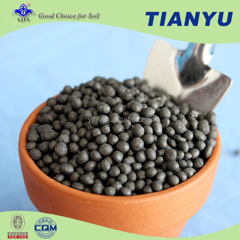 Agriculture farming NPK14 16 15 sop fertilizer manufacturer in china