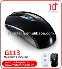 CE FCC ROHS Standard 2.4G Wireless Optical Mouse Wholesale Wireless Mouse