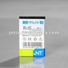China factory mobile phone cell Li-ion battery for Nokia BL-4C