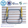 strong and durable with rust prevension hanging bike rack