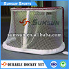 Durable hockey goal, hockey net