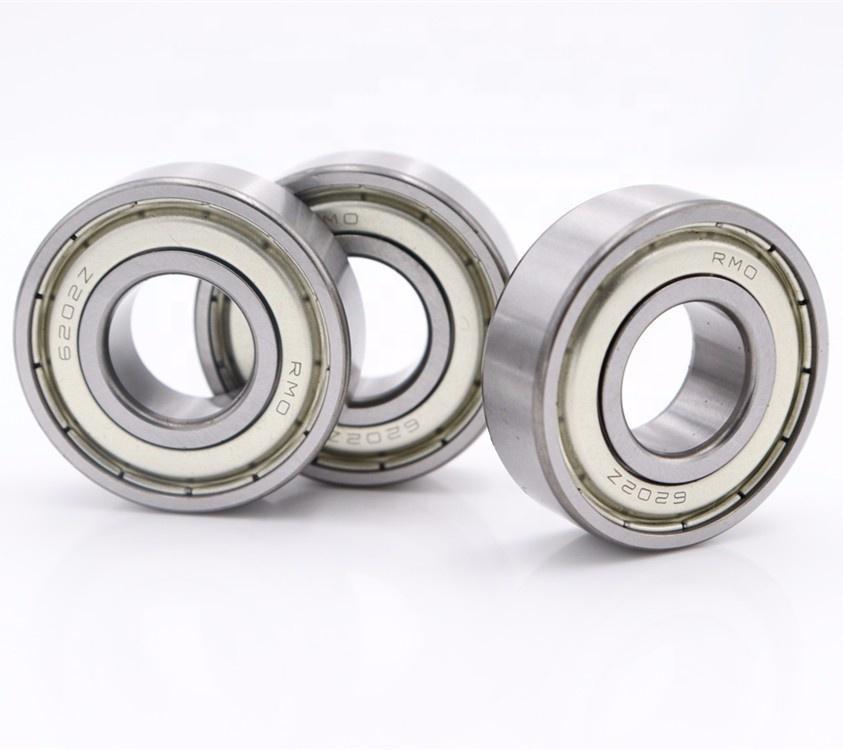 6202ZZ Ball Bearing ID//Bore Diameter 15mm Od Outer 35mm 11mm 6202 ZZ 6202Z Z 2Z