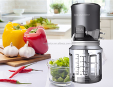 2017 New Design Electric Onion Chopper 500ml Capacity Bowl With Food Grade