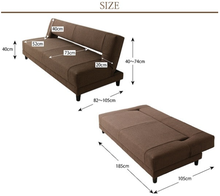 Made in China one person sofa bed loung furniture cheap