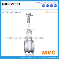 Customized small and large size actuated pneumatic/electric/hand chain wheel operated gate valve