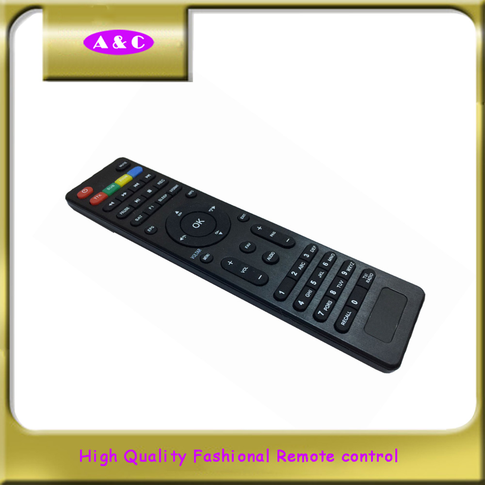 New product top quality keyboard remote control