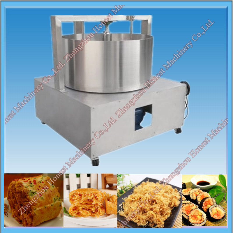 Professional pork shredding machine/meat floss machine
