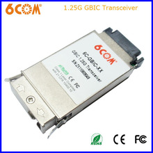 1.25G GE módulo GBIC cisco gbic compatible con 100 km 1550nm