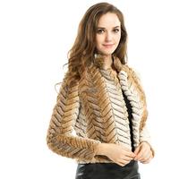 Cheap best quality OEM faux fur winter coats