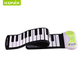 2017 New Electronic Toy Piano 49 Keys Flexible Roll Up Piano 49-Key Roll Up Piano for Education