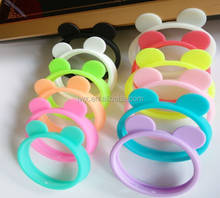 2014 hot sale elastic silicone phone case silicone bumper case