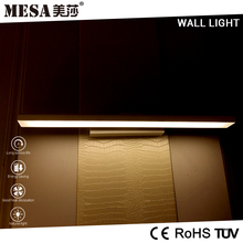 Residential louver light inexpensive new style bath wall lamp