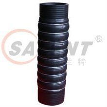 High Performance Silicone Truck Hose for Renault (Black)