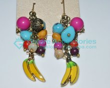 wholesale colorful beads accessories to make earrings