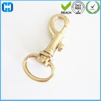 Factory Supply Metal Swivel Lobster Clasps Clips Snap Hook