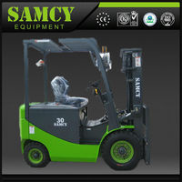 1t electric forklift with chinese technology
