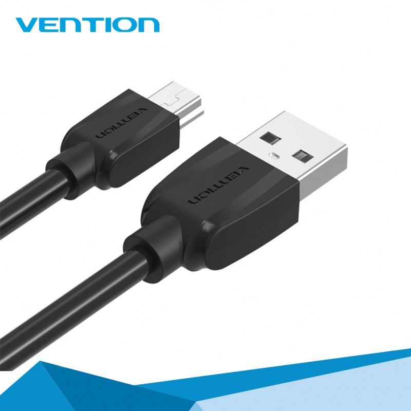 Fashion design best selling Vention usb am to mini 4p cable