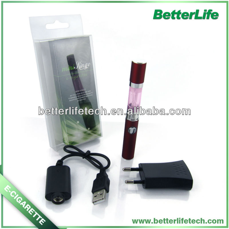 [BETTERLIFE]2013 Newest More Portable Mini Kingo electronic cigarette importers