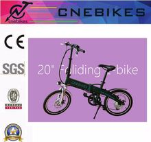 Top Quality 36V 250W folding electric bike/bicycle /ebike with best quality and low price