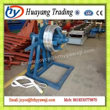 Hot Sale colored steel c shaped purlin roller former making machine