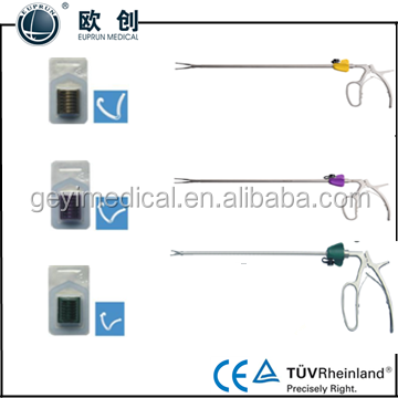 reusable clip appliactor liga clip XL large Hem-O-Lok Clip medium 10mm*330mm laparoscopic