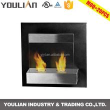 Good wall mounted fireplace manufacture Fireplace Sets in Guangdong