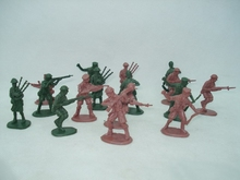 Army toy set(Plastic toy)