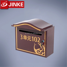 stainless steel mailbox malaysia rural letter post box on stand