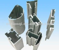quality aluminum extrusion profile for solar panel China