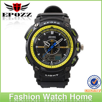 Wholesale top quality international name brand new analog digital watches