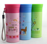 Stainless Steel Double Wall Wholesale Different Vacuum Thermos Bottle
