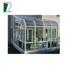 2017 New Design Garden Glass House Sun Room