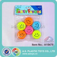 6pcs Plastic Yo Yo Toy Play Set Toys
