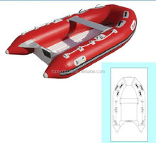 2.7 to 6.8 m rigid hull inflatable boats China rib boats manufacturers