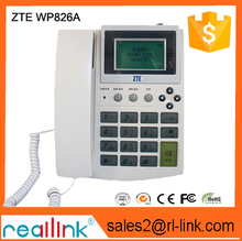 Cost-effective ZTE WP826A CDMA Fixed Desktop Phone