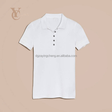 latest shanghai custom jerseys classic china manufacture women and men's polo collar t shirt, rose sports hong kong sports wear