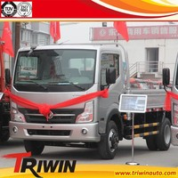 chinese famous brand EURO4 RHD LHD 140hp 103KW 4x2 6- wheel drive 4 ton 3 ton 3.5 ton light pick up truck