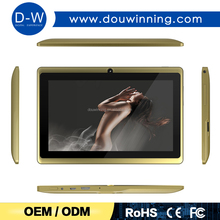 Promotional Cheapest Q88 android tablet 7 inch