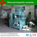 high quality Biomass Sawdust Used Wood Briquette Press Machine hot sale